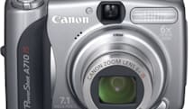 Canon unveils A710, A630 and A640 PowerShots