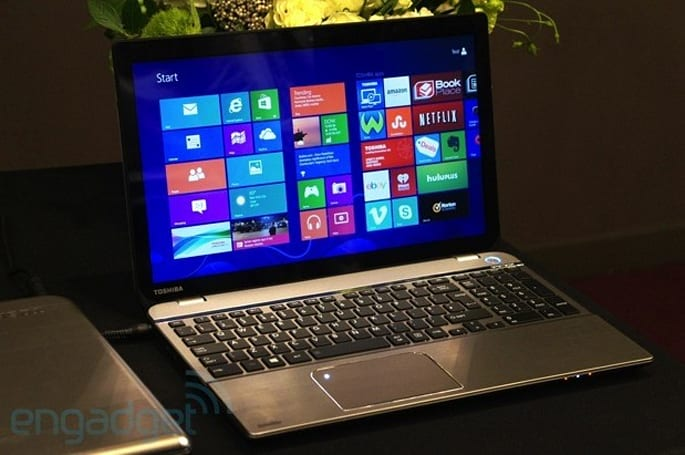 Toshiba refreshes its PC lineup with new mainstream notebooks, a gaming laptop