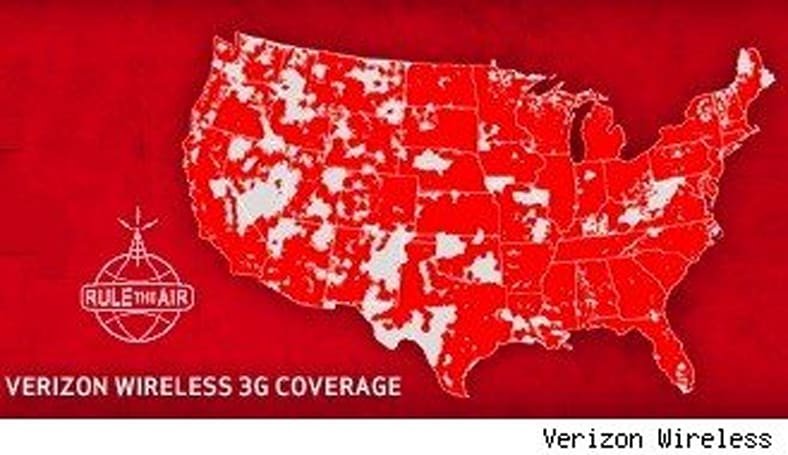 Verizon finally introduces iPhone to areas with no AT&T coverage