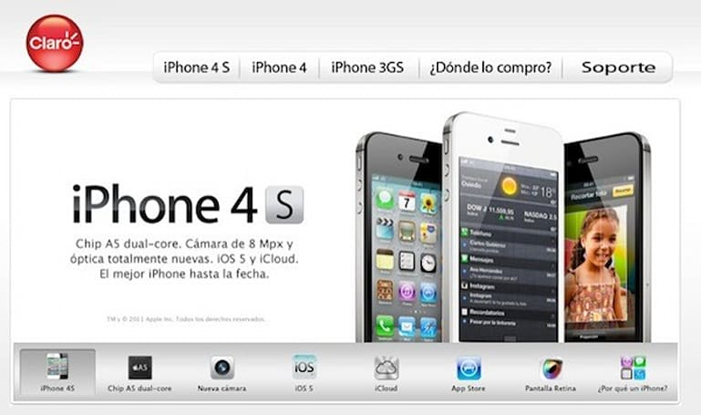 Apple iPhone 4S now available for $99... in Puerto Rico