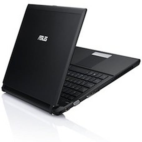 ASUS U36 ultraportable laptop now available in UK, £699 for 'world's thinnest standard voltage i5'