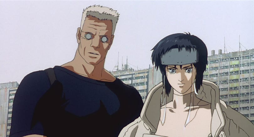 'Ghost in the Shell' anime will return to US & UK theaters