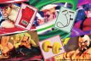 Bizarre 'Street Fighter' gym gear includes Zangief dumbbells