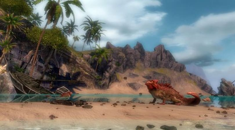 Guild Wars 2 teases players with The Lost Shores