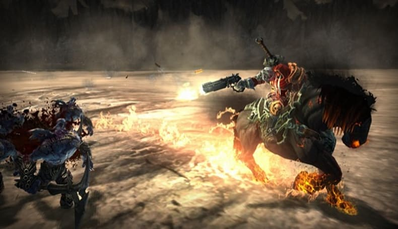 Analyst: Darksiders likely didn't sell enough for THQ