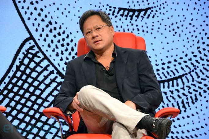 NVIDIA CEO confirms Tegra roadmap, building all now: Kal-El, Wayne, Logan, Stark