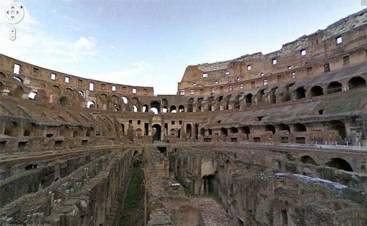 Google Street View invades historic landmarks, makes it unnecessary for you to ever leave the house