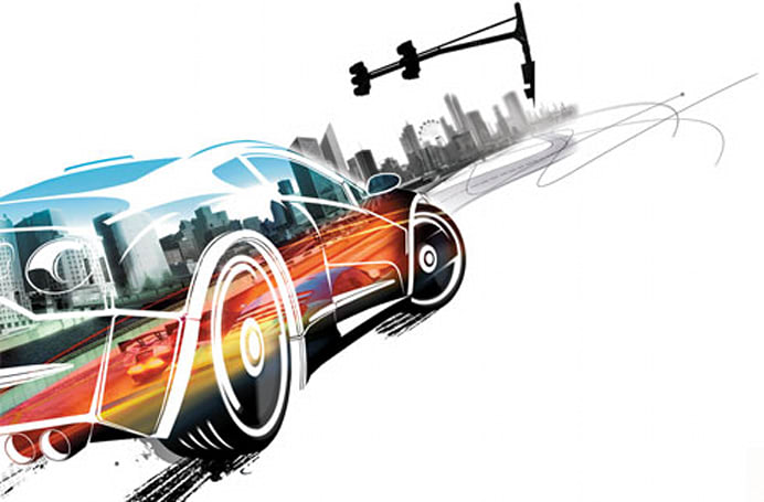Burnout demo boosted with 8-player support, new challenges
