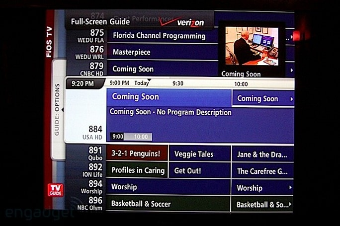 FiOS TV quietly adds USA HD and CNBC HD all around the country