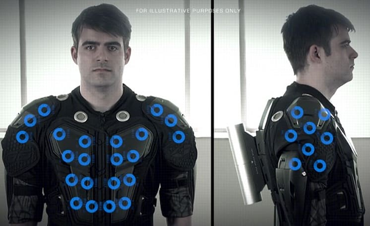 ARAIG gaming feeback suit hits Kickstarter in search of good funding vibrations