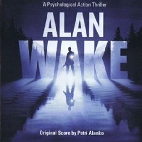 Alan Wake original score available at retail, digitally on July 20
