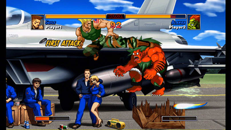 Street Fighter 2 HD coming 'very soon,' says Capcom
