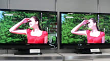 Mitsubishi shows off prototype LCD HDTVs backlit by LEDs and lasers