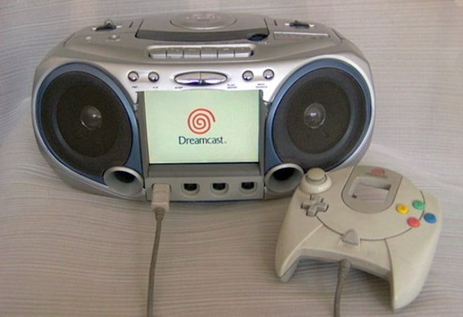 Dreamcast boombox: why not?