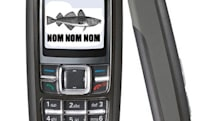 Nokia 1600 survives week in fish's belly, still makes smelly calls