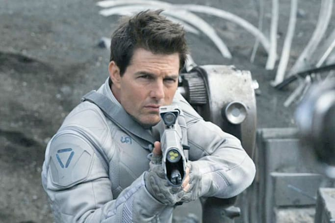 Tom Cruise once helped NASA redesign its website
