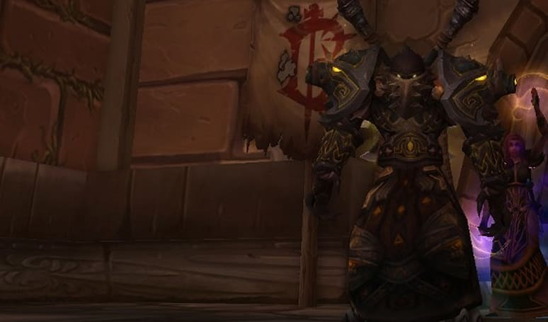 Ol' Grumpy and the Mists of Pandaria