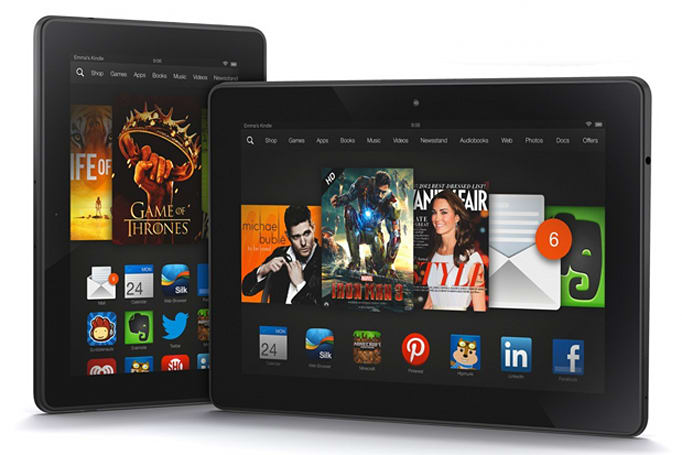 Amazon might launch Kindle-powered checkout system and cloud-based payment service