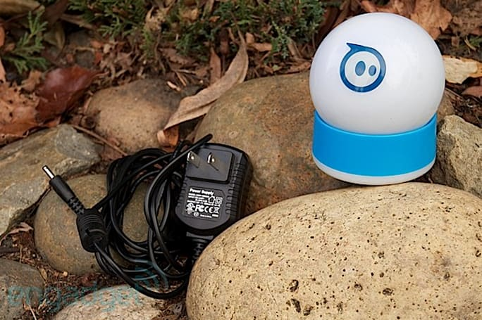 How would you change the Orbotix Sphero?