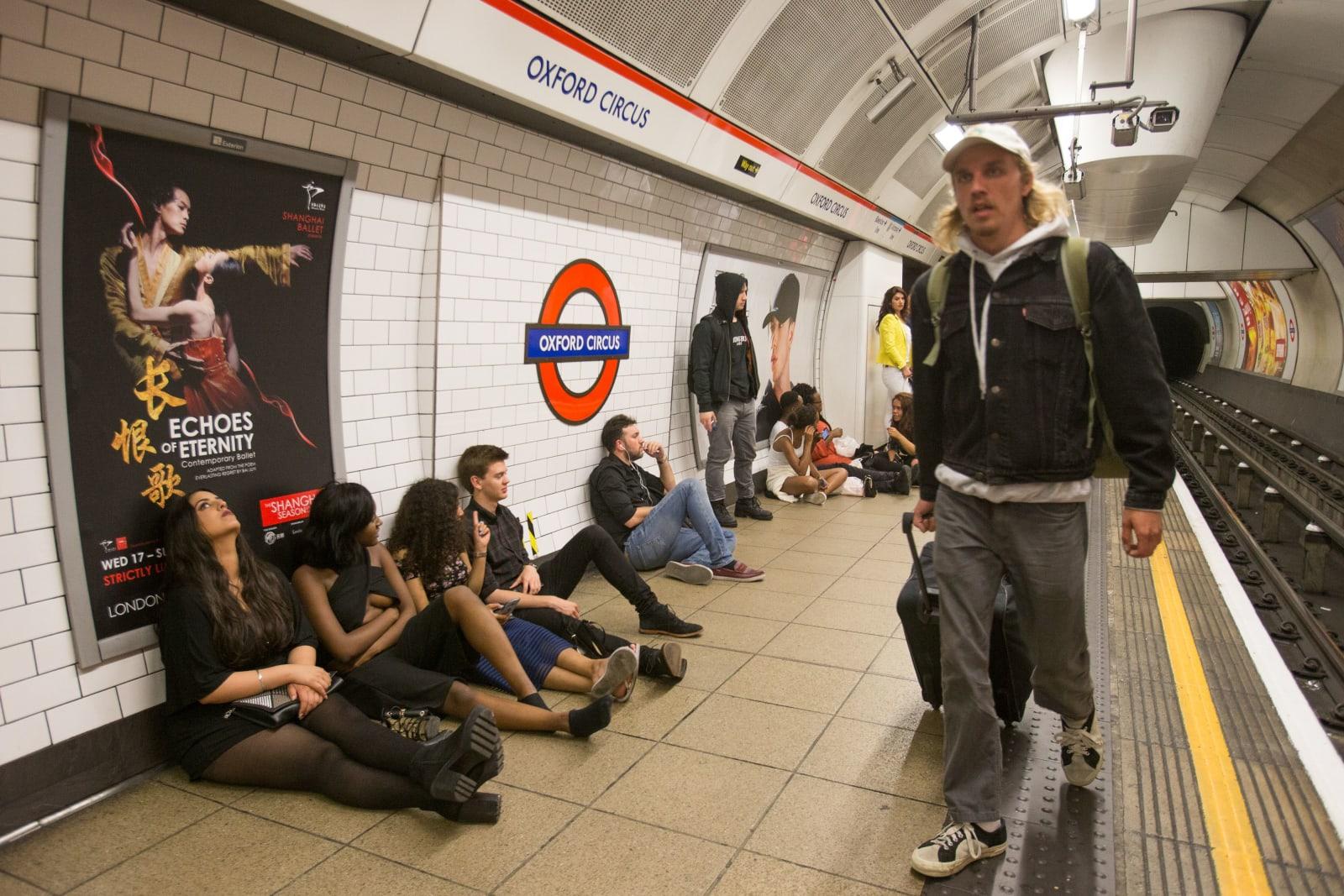 TfL thinks tracking passenger phones will improve the Tube