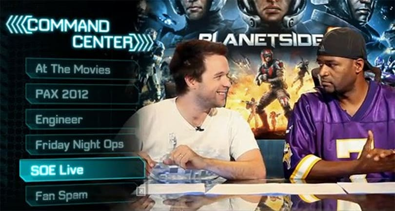 PlanetSide2 Command Center video highlights Engineer class, new livestream, and more