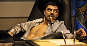 Dominic Cooper on 'The Devil's Double,' Playing Iron Man's Dad and Being the Next Vampire Heartthrob