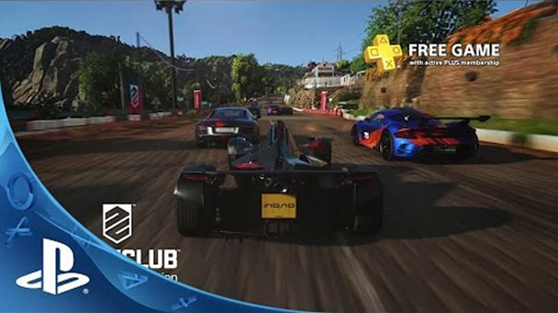 PS Plus in October: DriveClub, Dust, Arkham Asylum