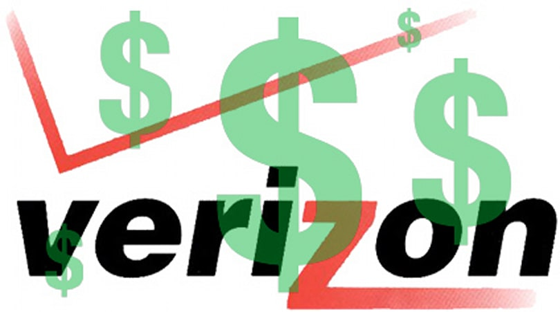 Verizon reports strong Q4 '07 earnings, champagne importers now short on stock