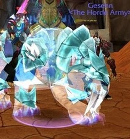Breakfast Topic: What it's like to have a Spectral Tiger