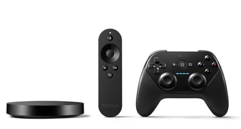 Google reveals $99 Nexus Player game console, controller