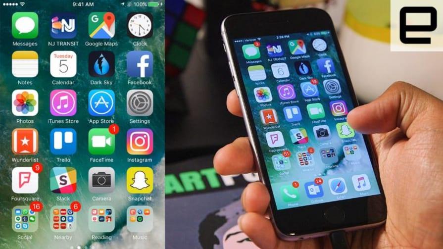 First Look: iOS 10 Public Beta