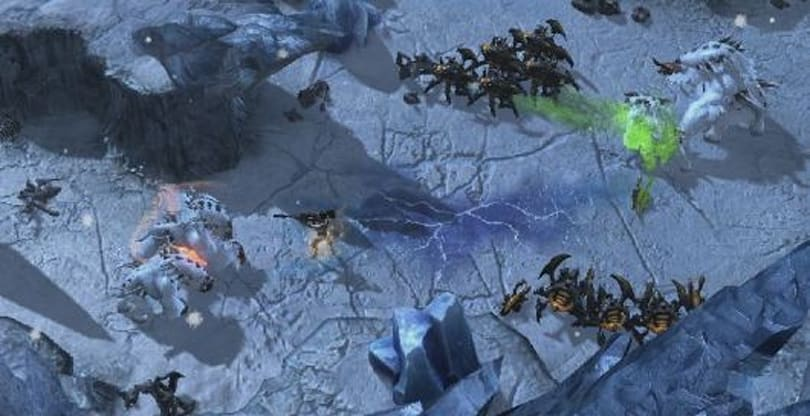 StarCraft 2: Heart of the Swarm preview: Kerrigan, again