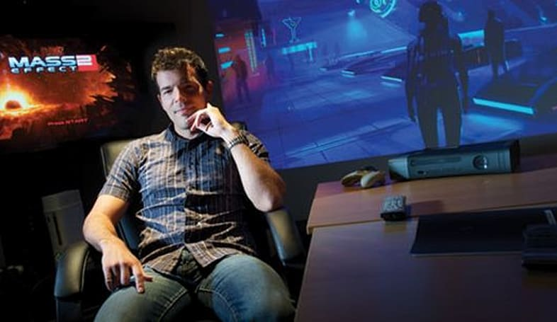 BioWare Edmonton and producer Casey Hudson working on 'a whole new fictional universe'