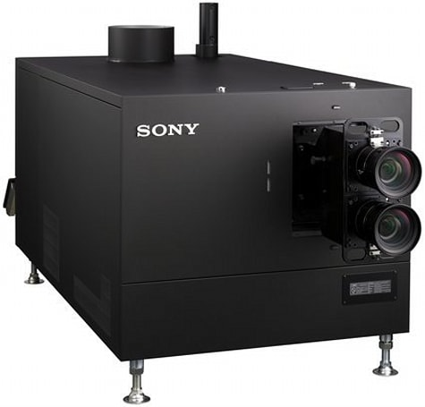 Sony stands behind its digital projectors, claims the only thing ruining movies is Russell Brand