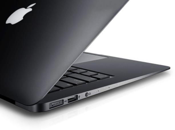 I want a new black MacBook