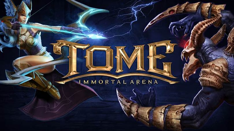 TOME: Immortal Arena MOBA lands on Steam today