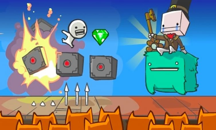 PSA: Battleblock Theater now available on Games with Gold