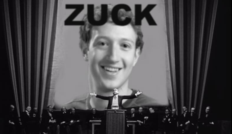 Everything Mark Zuckerberg has said in public is available online, but only for your PhD
