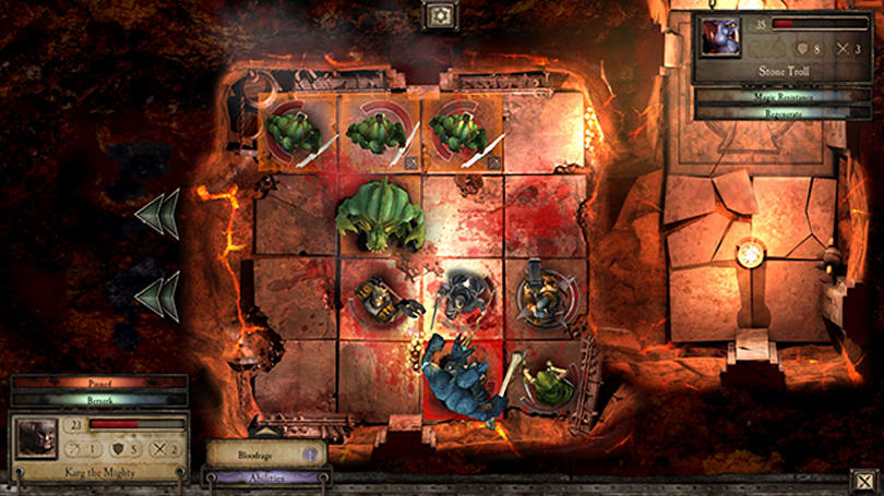 Warhammer Quest announced for Steam, arrives in January