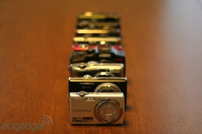 Engadget Labs: The best point-and-shoot camera for under $400