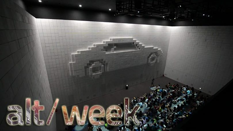 Alt-week 9.22.12: Quantum Scotch tape, moving walls and scientific beer