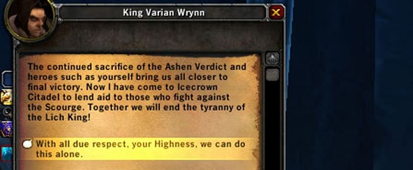 Ready Check: To Warsong or not to Warsong