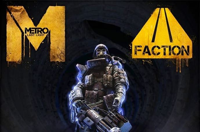 Metro: Last Light 'Faction' DLC dated July 16, more content announced