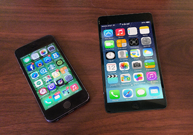 """It's way too easy to fake a photo of a """"new"""" iPhone"""