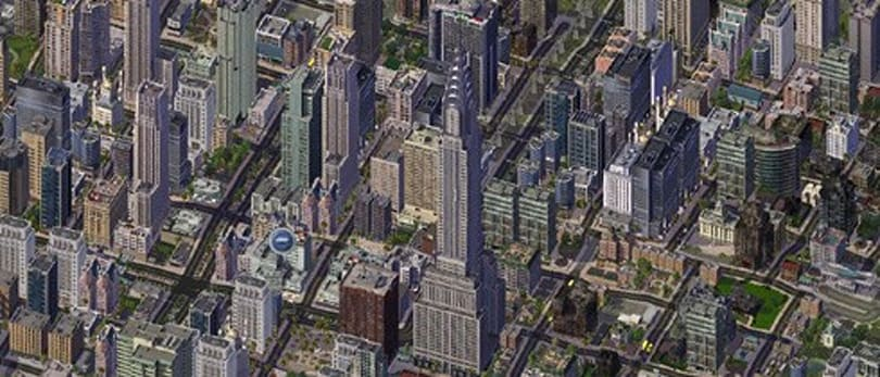 The SimCity Box starts construction in June for $40