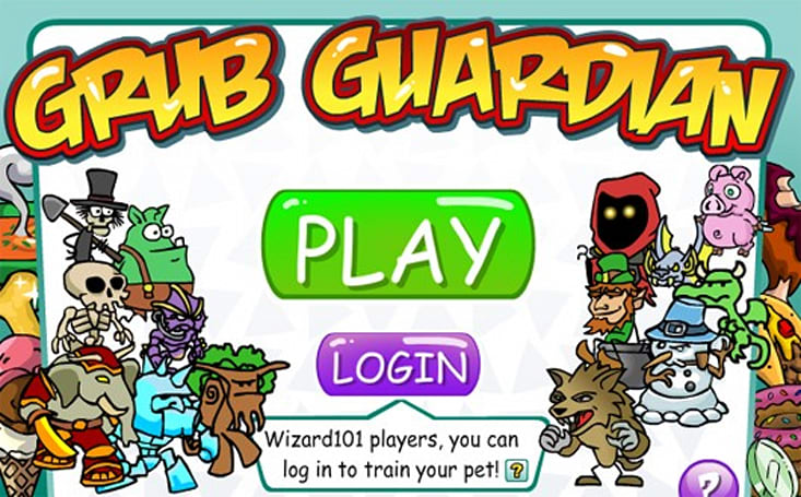 KingsIsle releases Grub Guardian satellite game for Wizard101
