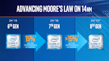 Intel's 8th-gen Core processors won't be revolutionary