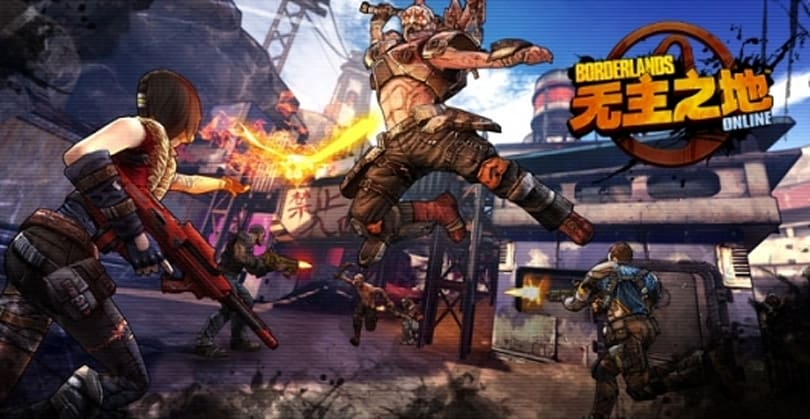 Borderlands Online unloads hard details before testing begins
