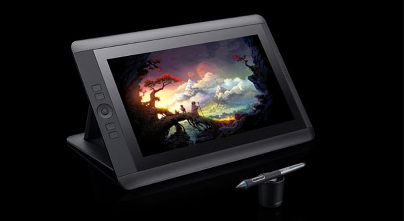 Wacom announces the Cintiq 13HD: a 13-inch pen display with Pro Pen in tow for $999