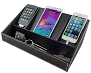 Electronics Organizer and Charging Dock,